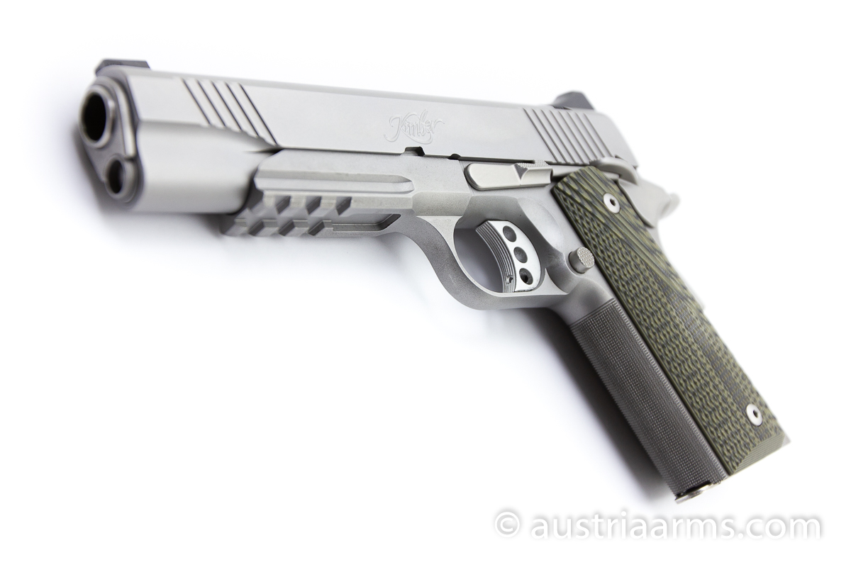 Kimber Stainless TLE / RLII, .45 ACP - Image 6