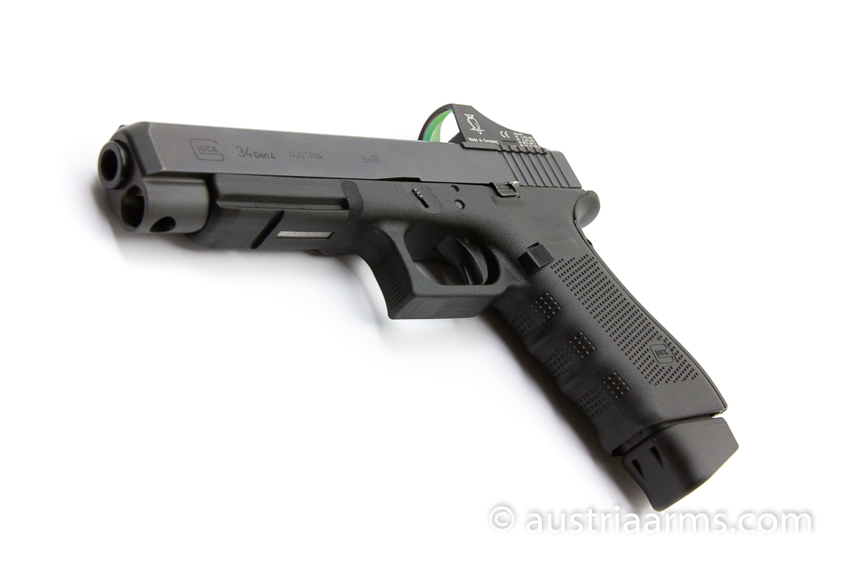 Glock 34 MOS mit Docter Sight, 9 x 19 mm - Image 6