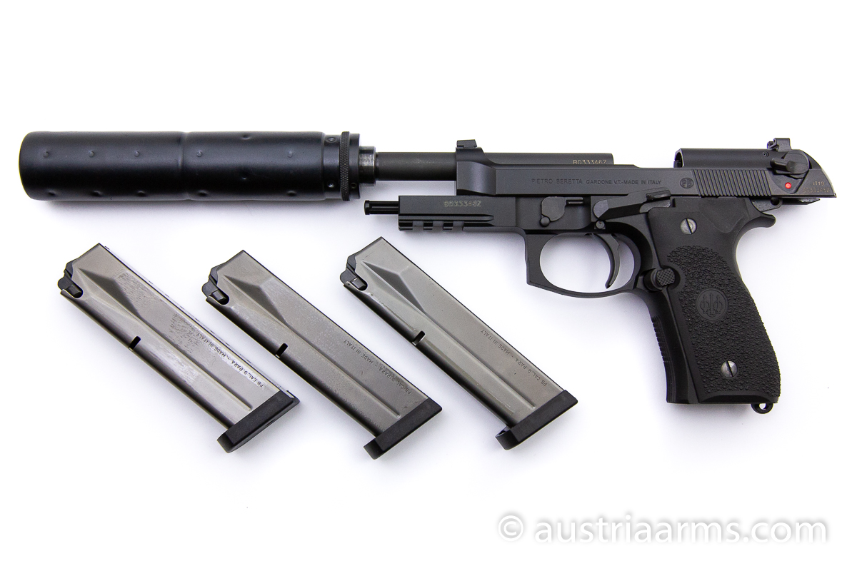Beretta M9A3 Black, 9 x 19 mm - Image 6