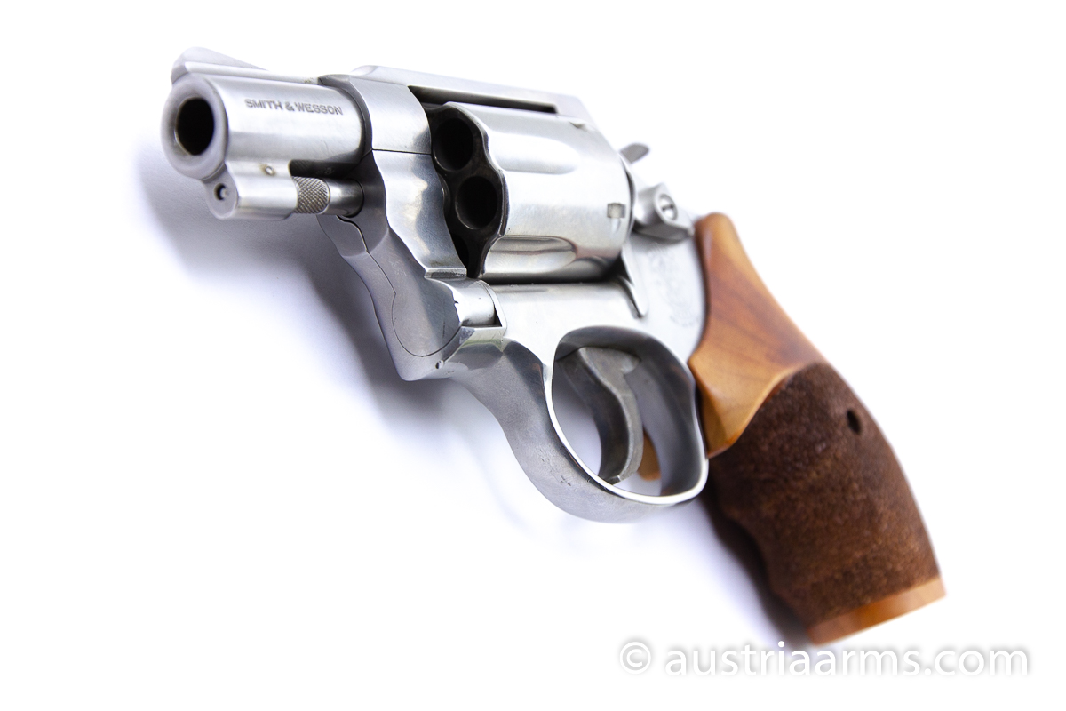 Smith & Wesson Mod. 64 Deluxe Stainless, .38 Special - Image 6