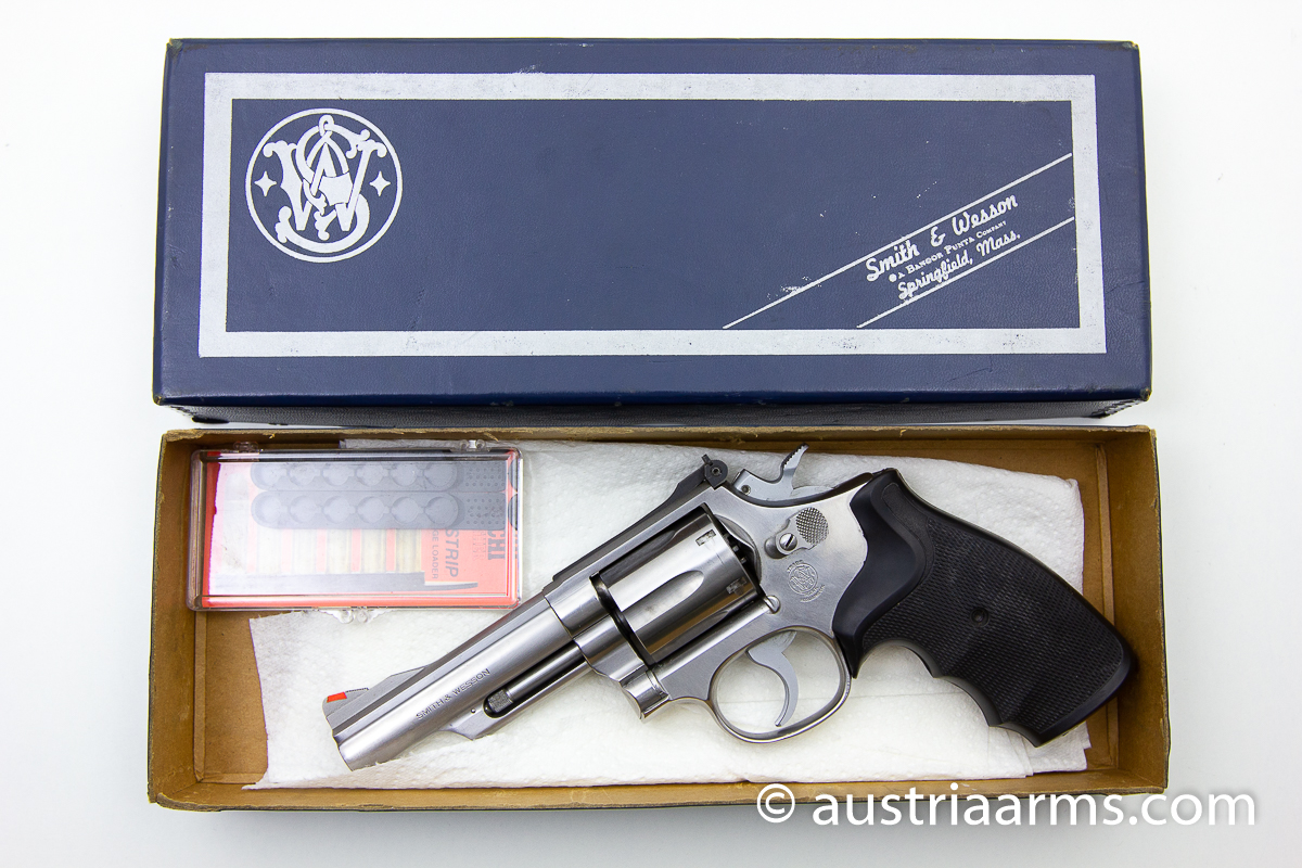 Smith & Wesson Mod. 66 Stainless, .357 Magnum - Image 6