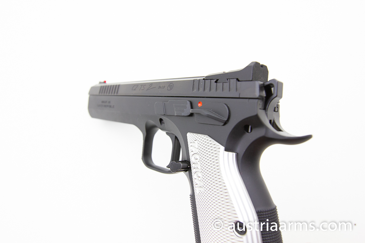 CZ Tactical Sports II Entry Silver - Image 6