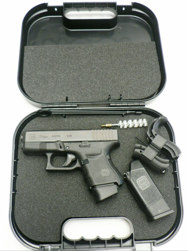 Glock 26 Generation 4,  9 x 19 mm - Image 7