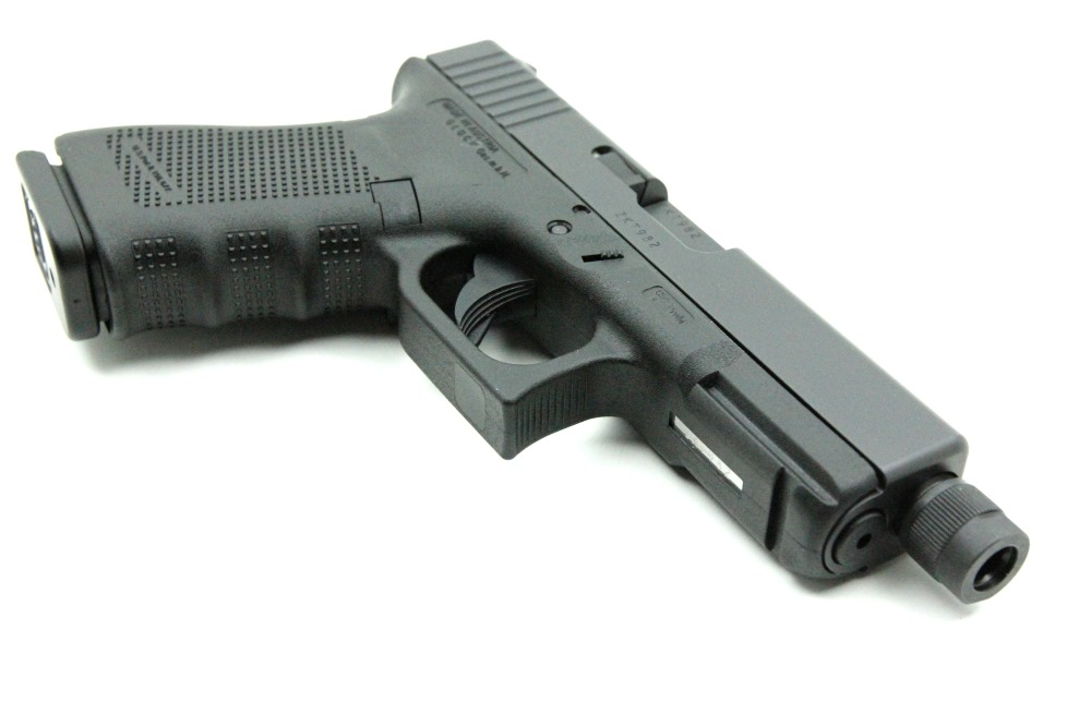 Glock 19 Gen4 Tactical, 9 x 19 mm - Image 7