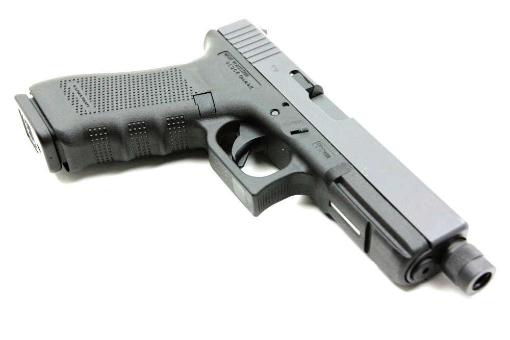Glock 17 Gen4 Tactical, 9 x 19 mm - Image 7