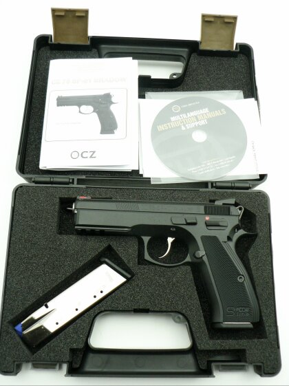 CZ SP01 Shadow Line Modell 2016, 9 x 19 mm - Image 7