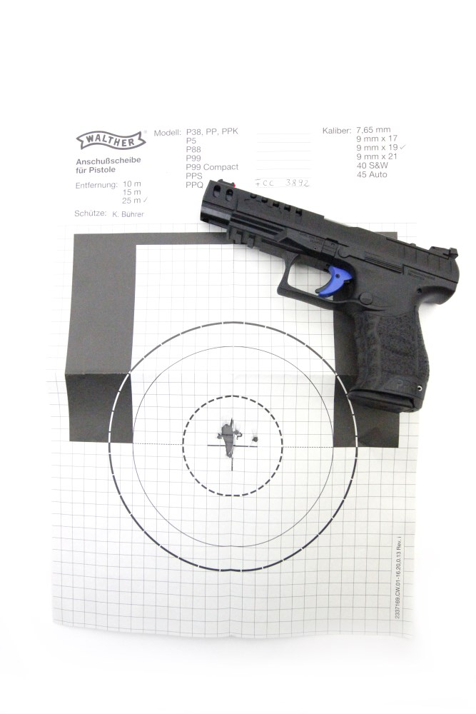 Walther Q5 Match, 9 x 19 mm - Image 7
