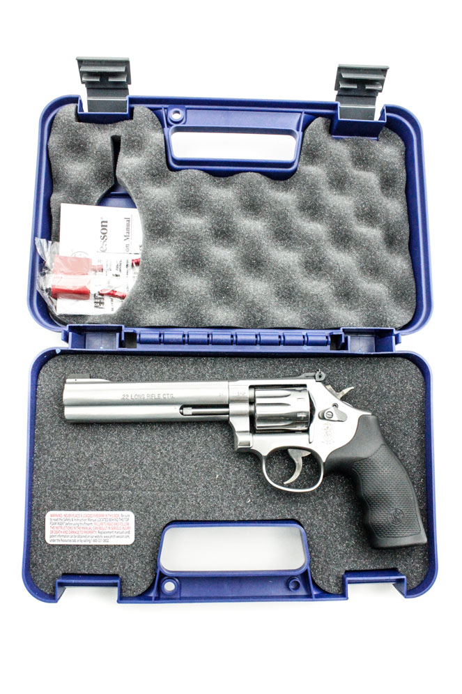 Smith & Wesson 617, .22 LR, 10-shooter - Image 7