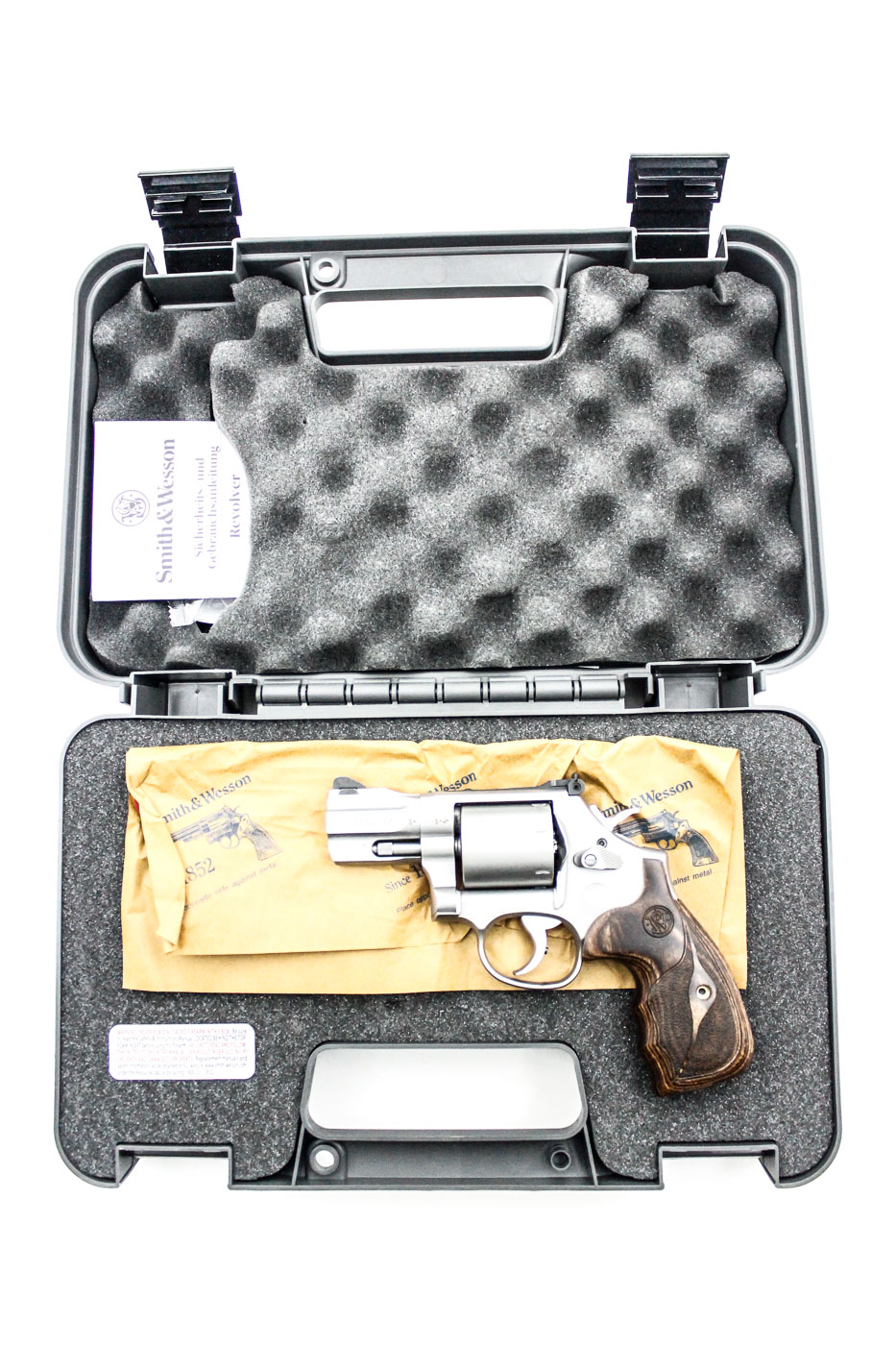 Smith & Wesson 686 Performance Center 7-Shot, .357 Magnum - Image 7