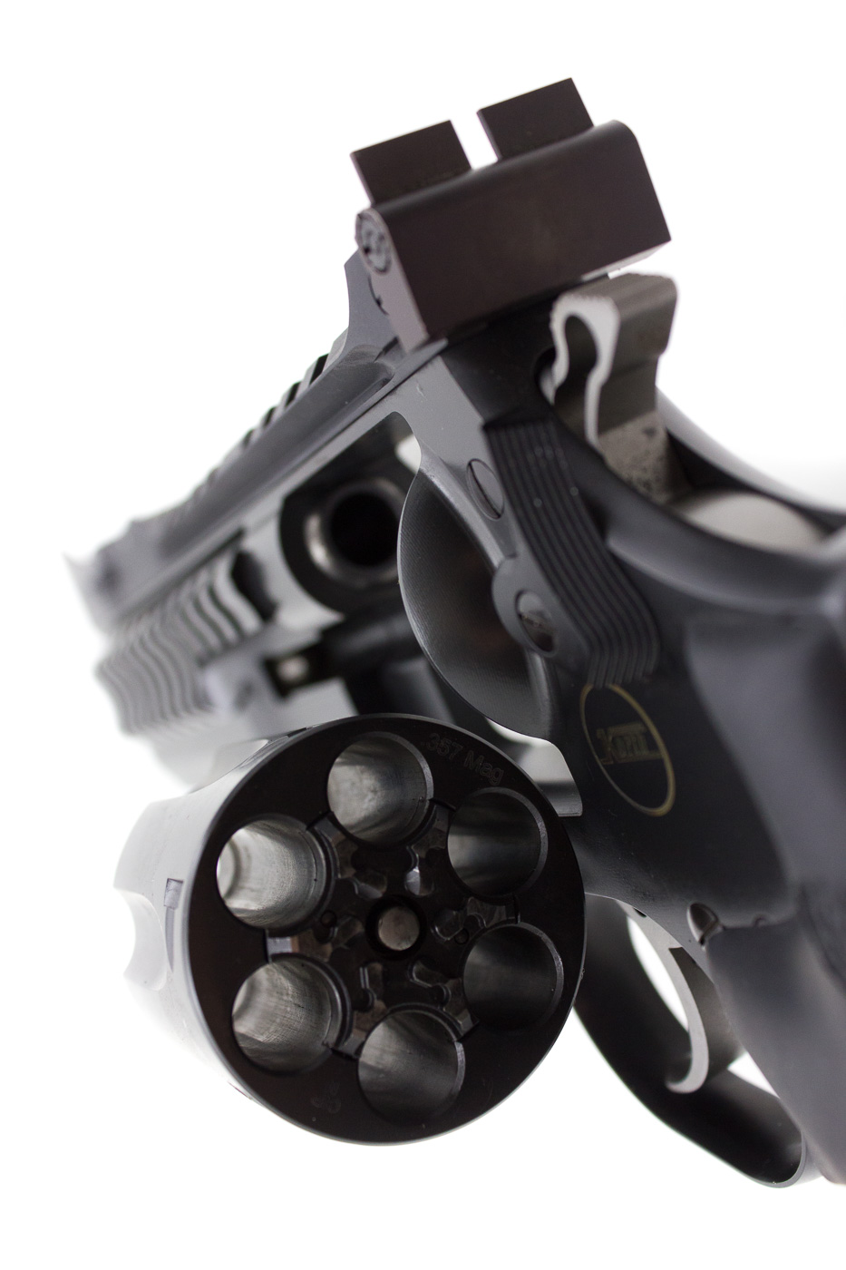 Korth National Standard Supersport STX .357 Magnum inkl. Wechseltrommel - Image 7