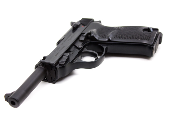 Walther P38, 22 LR - Image 7