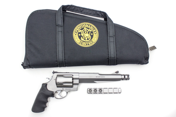Smith & Wesson Mod. 500, 7,5 inch, 500 S&W Magnum - Image 7