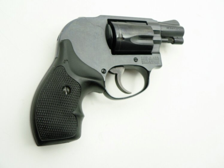 Smith & Wesson Mod. 49, Bodyguard, .38 Special - Image 7