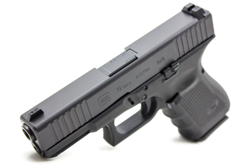Glock 19 Gen4 FS Front Serations, 9 x 19 mm - Image 7