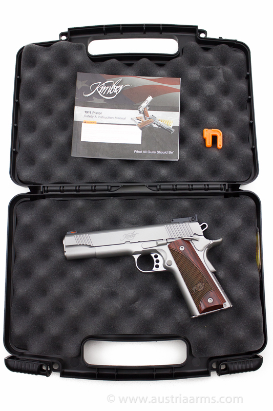 Kimber Stainless Target II, 9x19mm - Image 7