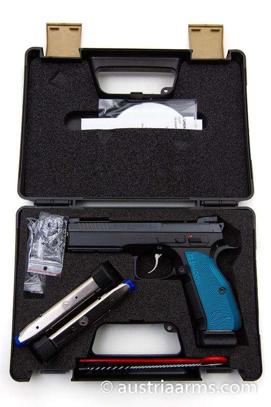 CZ Shadow 2 OR, OPTICS READY,  9 x 19 mm - Image 7