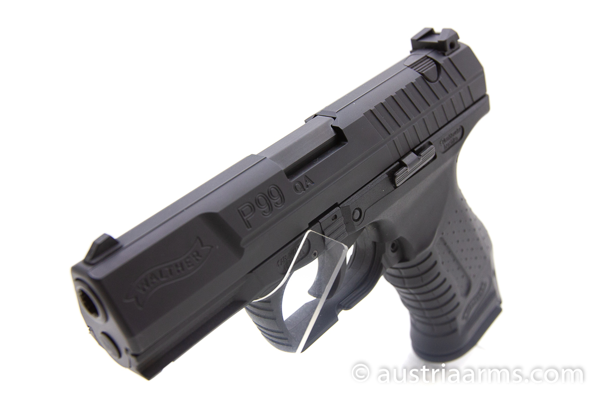 Walther P99 QA, 9 x 19 mm - Image 7