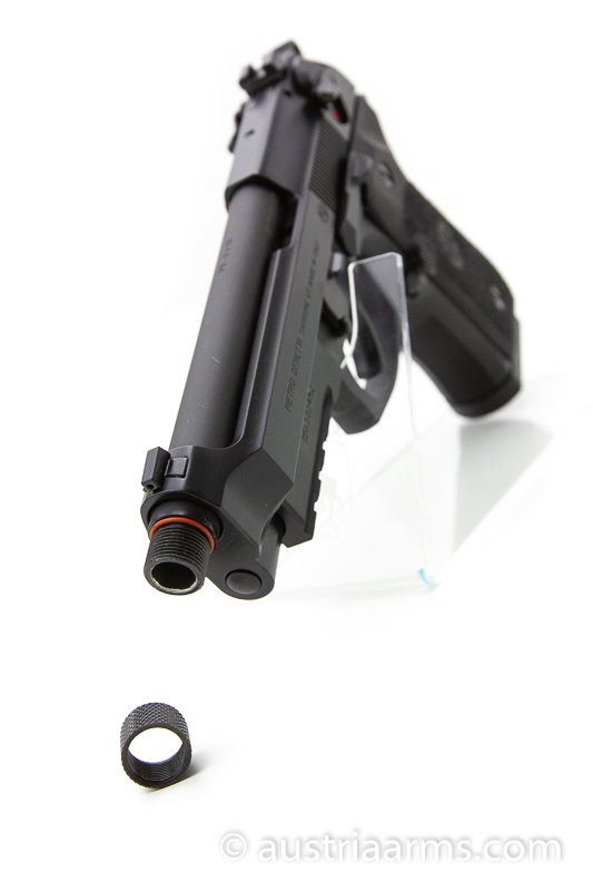Beretta M9A3 Black, 9 x 19 mm - Image 7