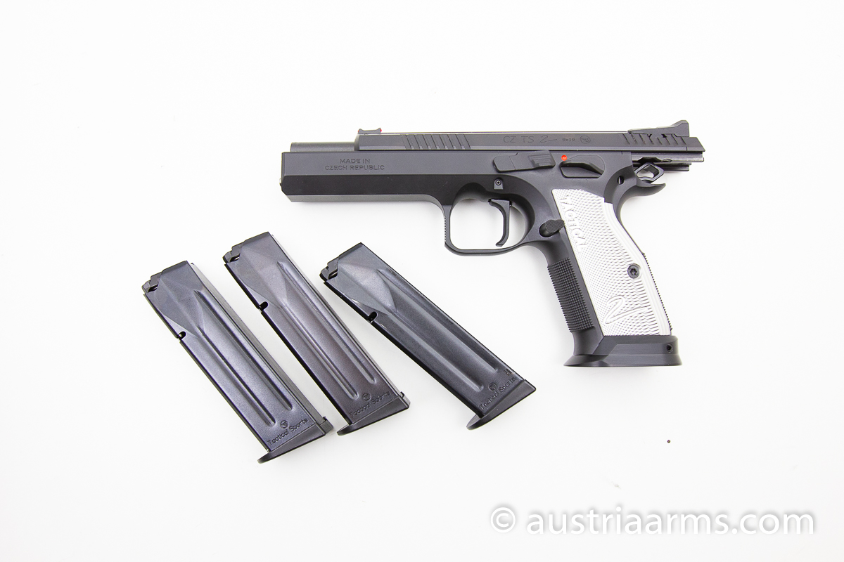 CZ Tactical Sports II Entry Silver - Image 7
